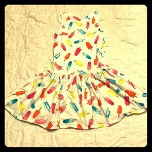 Lands End Girls Dress